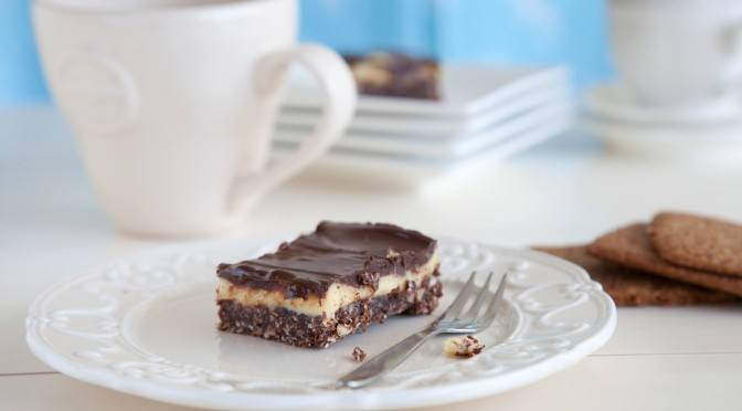 Bliss Bars Recipe