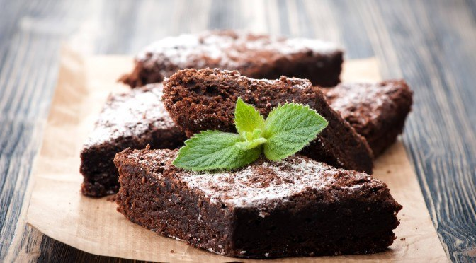 Coconut Brownie Recipe