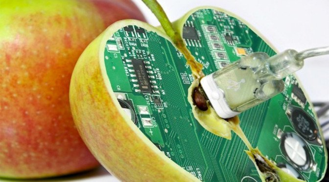 The Arctic Apple: Another GMO Experiment In Your Supermarket