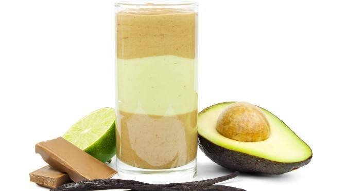 Chocolate Avocado Crunch Smoothie Recipe