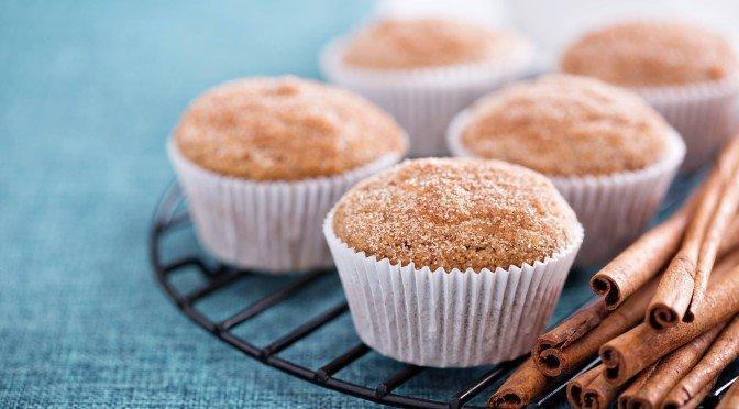 Healthy Cinnamon Bun Muffins Recipe