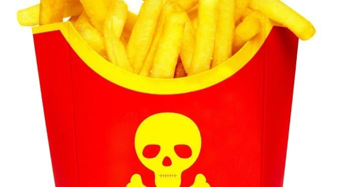 Ten Horrifying Ingredients That Prove McDonald's Is Not Fit For Consumption