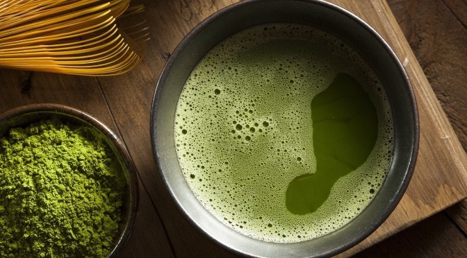 The Matcha Tea Advantage: 5 Reasons to Drink Matcha