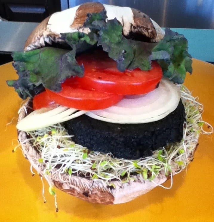 Rawsome Burger