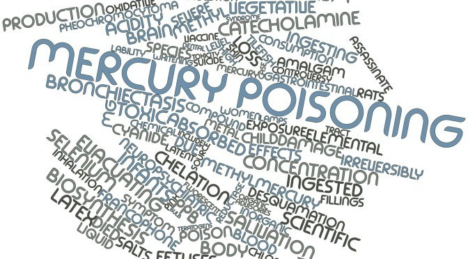 Signs of Mercury Poisoning