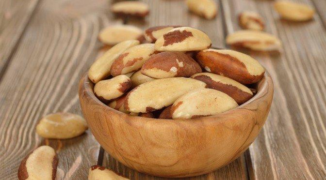 Healing Benefits of Brazil Nuts