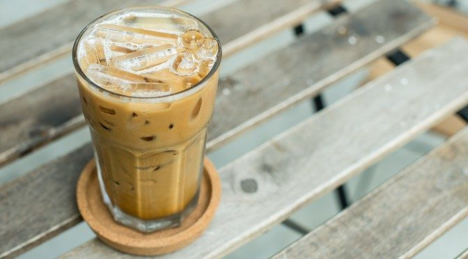 Healthy Iced Cap Coffee Recipe