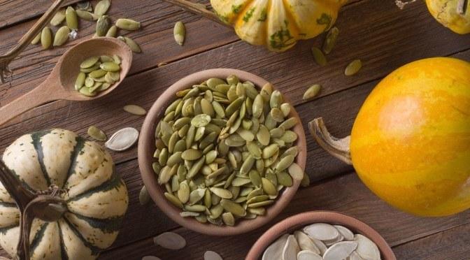 Healing Benefits of Pumpkin Seeds