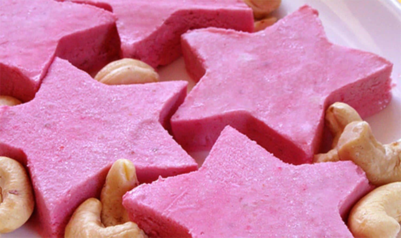 Rawberry Starbars Recipe