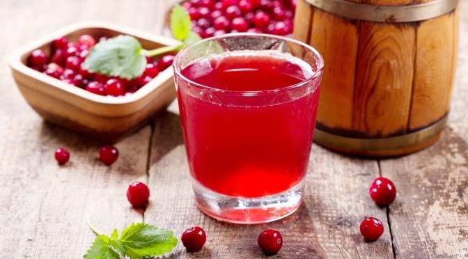 Cranberry Total Body Tonic Kefir