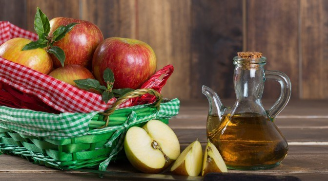 Apple Cider Vinegar and Skin Care