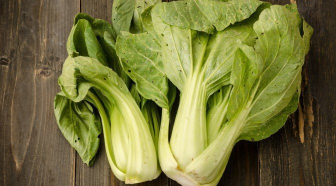 Bok Choy a Powerful Anti-inflammatory, has Many Other Health Benefits