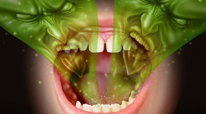 Curing Bad Breath In 5 Easy Steps: How To Halt Halitosis Forever