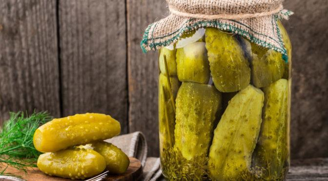 The Dangerous Ingredients In Pickles and Pickle Juice
