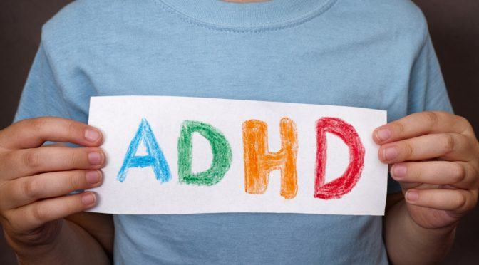"The 4 Things That Could ""Heal"" Your Child's ADHD/ADD"