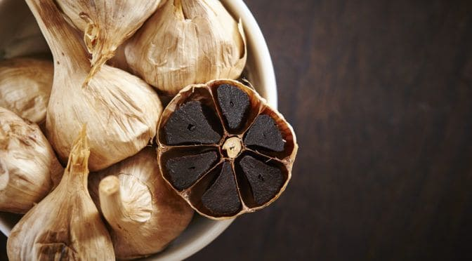 Black Garlic: An Antioxidant Powerhouse Without the Garlic Breath