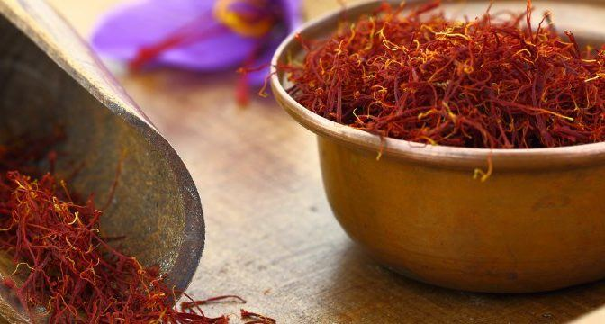 Saffron Can Help Reverse Age-Related Vision Loss