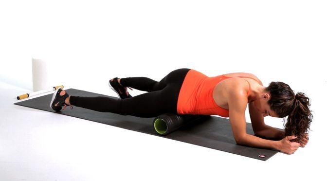 Treat Your Gut With Foam Rolling
