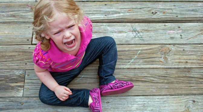 The Surprising Way To Help Reduce Temper Tantrums