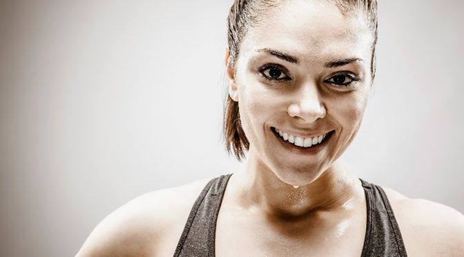 Why Sweating Is Good For You!