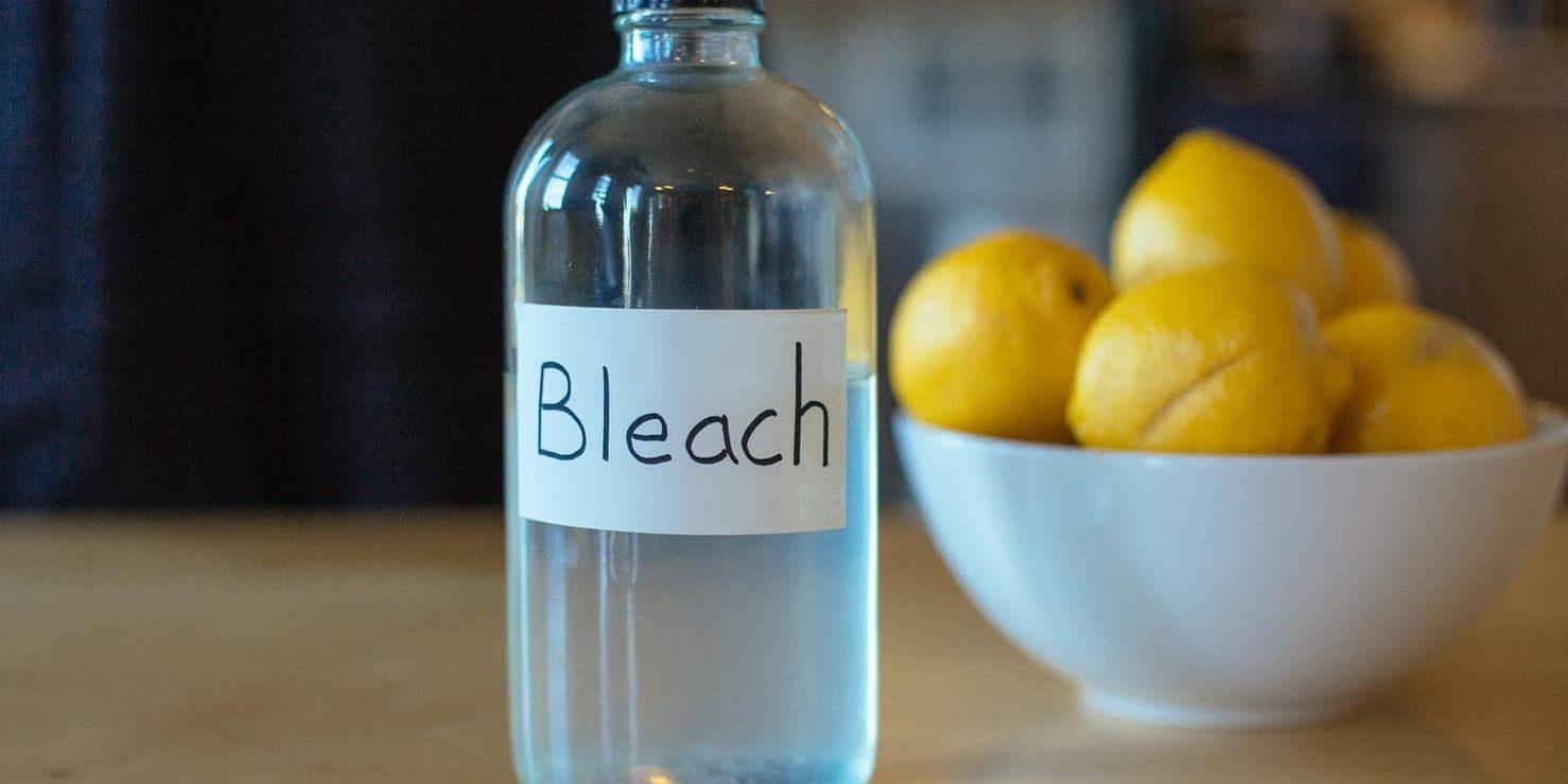 Diy Natural Bleach Alternative Healing The Body